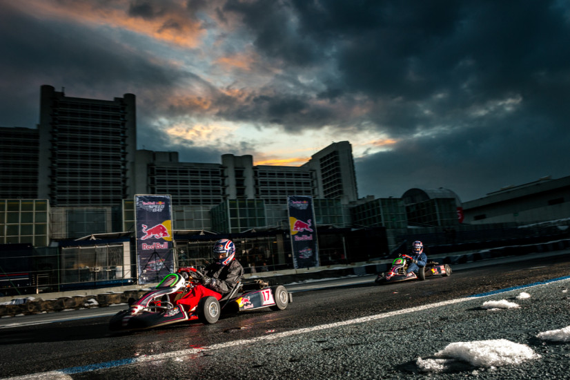 Kart Fight Motor Show