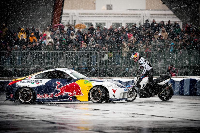 Alexandr Grinchuk, Chris Pfeiffer - Motor Show