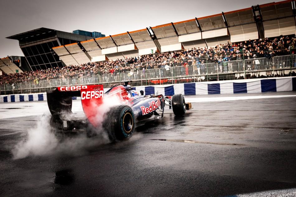 Daniel Ricciardo - Motor Show