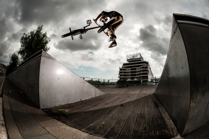 Simone Barraco downside whip