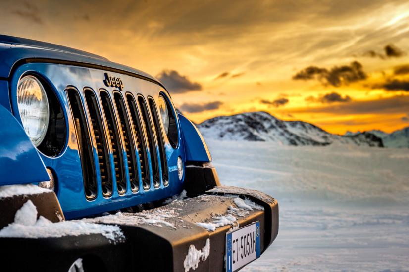 Jeep Polar