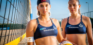 Marta and Victoria: the italian chance in beachvolley
